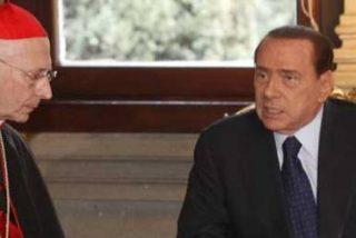 La Iglesia italiana no quiere a Silvio Berlusconi