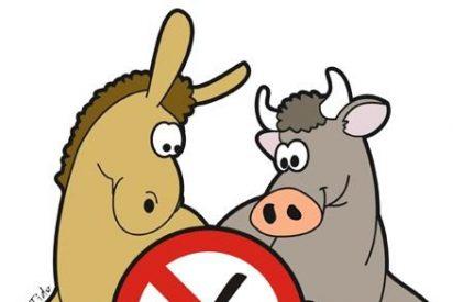 El no-buey y la no-mula