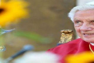 """Benedicto XVI denuncia las ideologías """"hedonistas"""" que provocan """"un capitalismo financiero desordenado"""""""