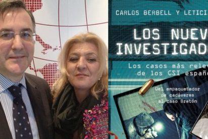 """Carlos Berbell y Leticia Jiménez: """"Para muchos criminales no hay rehabilitación posible, van a ser asesinos hasta que se mueran"""""""