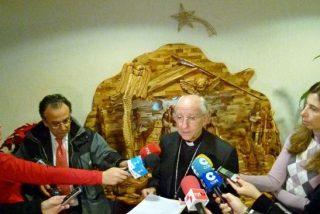 """El obispo de Ávila ve """"lamentables"""" los suicidios a causa de los desahucios"""