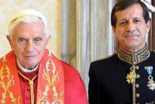 """Sáenz de Buruaga: """"España desea mantener unas excelentes relaciones con la Santa Sede"""""""