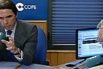 """Aznar en la COPE: """"No nombré a Rajoy, lo propuse"""""""