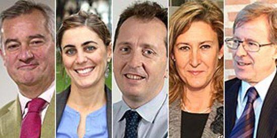Suspendidas las elecciones a decano en medio de un tremendo escándalo en el colegio de abogados de Madrid