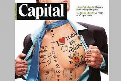 La empresa editora de 'Capital' ofrece la revista por el precio simbólico de un euro