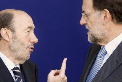 Año 2012: De los viernes negros de Rajoy a la descomposición del PSOE