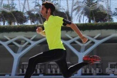 Contratan al 'Forrest Gump del siglo XXI' que corría un kilómetro más por cada día sin trabajo