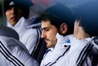 Silvino Louro e Iker Casillas no se hablan desde hace dos meses