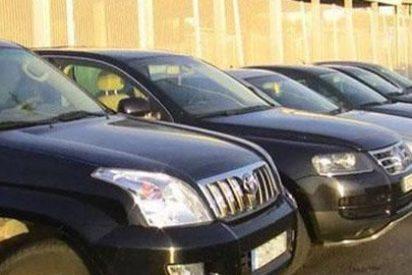 Desmantelada una banda acusada de robar más de 100 coches de lujo en España