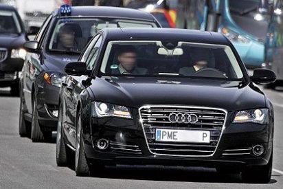 El Gobierno Rajoy 'baja' a los directores generales del coche oficial para ahorrar 10,5 millones
