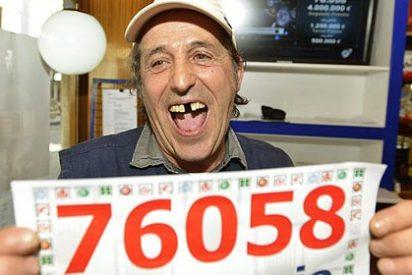 El Gordo de la lotería de Navidad, el 76.058, se ha vendido sobre todo en Alcalá de Henares