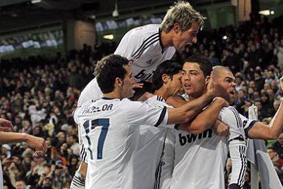 El Real Madrid gana 2-0 al Atlético de Madrid con doble madera de Cristiano Ronaldo