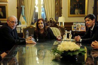 Kirchner recibe a la cúpula de la Iglesia argentina para intentar limar asperezas