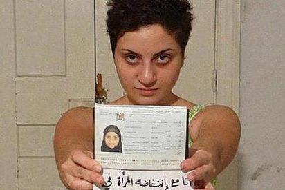 Tremenda bronca en el mundo árabe por la foto de una mujer sin velo