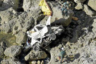 Otra persona se quita la vida despeñándose con su Mercedes por el 'acantilado de la muerte' de Cabo Blanco