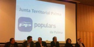 La mano derecha del exdelegado es nombrado secretario general del PP de Palma