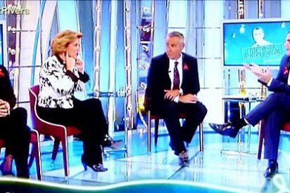 Pilar Rahola intenta sin éxito chafar a Albert Rivera en 'El Gran Debate'
