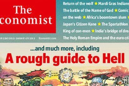 """'The Economist' asegura que la """"batalla del euro"""" se librará en España"""