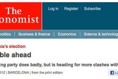 "'The Economist' vaticina un ""desastre"" en Cataluña"