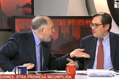 """Ekaizer a Marhuenda: """"Deberías trabajar en el Gobierno de tu amigo Rajoy"""""""
