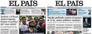El País celebra que las escuchas ilegales de Garzón permitan no cerrar el 'caso Gurtel'