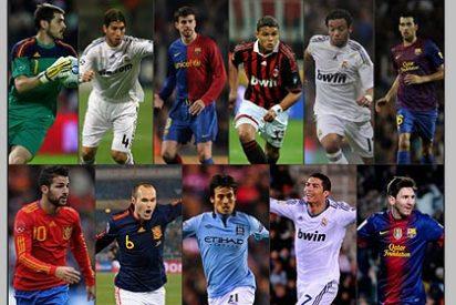 Estos son los once futbolistas del equipo más caro del mundo