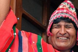 Evo Morales expropia cuatro filiales de Iberdrola en Bolivia