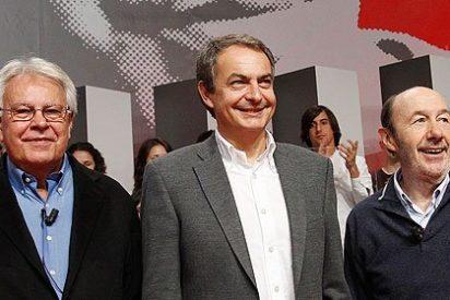 """Felipe González insta al PSOE a irse al 'centro' para recuperar la """"vocación mayoritaria"""""""