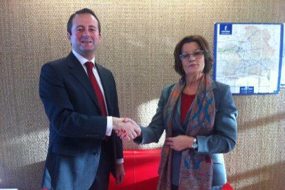 El CEEI de Talavera firma un convenio de colaboración con el Ayuntamiento de Fuensalida