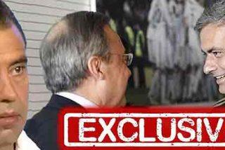 "Mourinho a Florentino Pérez: ""Presi, debería mandarnos a todos a tomar por culo"""