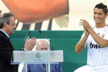 """Ronaldo pelea con el presidente del Real Madrid: """"Florentino, si es por dinero, yo vengo con 100 millones"""""""
