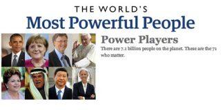 Entre los 71 más poderosos del mundo hay... cero españoles