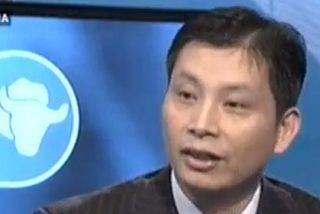 La caradura del chino Gao Ping: