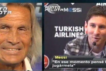 "Hugo Gatti: ""Leo Messi está mintiendo, no tiene nada"""
