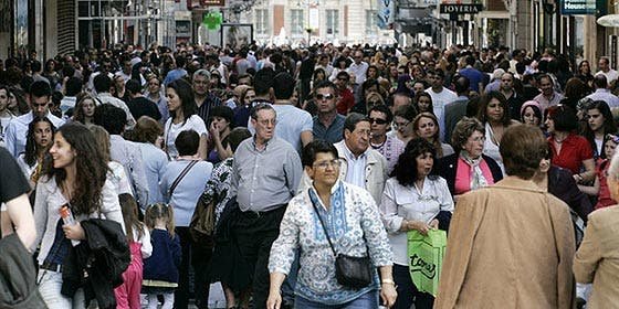 España tiene en estos momentos 46,8 millones de habitantes
