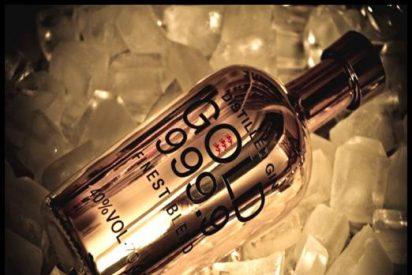 Puro placer: Gin Gold 999.9, el nuevo oro líquido