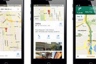 Google Maps regresa al iPhone y condena al ostracismo la cartografía de Apple
