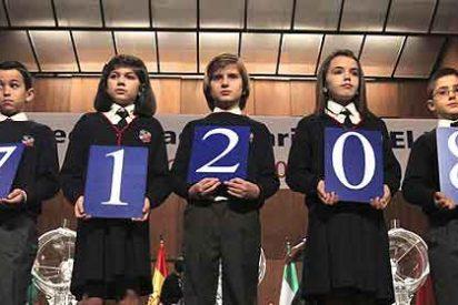 Sorteo de El Niño 2013, premio Gordo de 200.000 euros por décimo