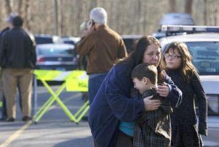 Al menos 27 muertos, entre ellos 18 niños, en el tiroteo de una escuela primaria del estado de Connecticut
