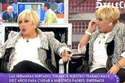 La mítica actriz Teresa Hurtado, ingresada de urgencia por un ictus cerebral