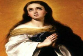 La casa de Dios, la Inmaculada
