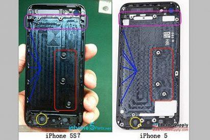 Filtran las primeras imágenes de lo que será el revolucionario 'iPhone 5S'