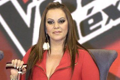 Desconsuelo y dolor en 'La Voz' tras la muerte de la coach mexicana Jenni Rivera en un accidente de avión