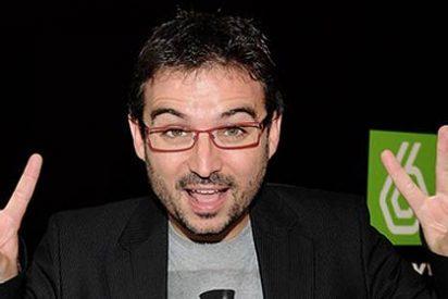Jordi Évole agradece la portada de 'Magazine' poniendo a caldo a Pedrojota