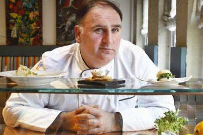 El chef español José Andrés, entre los diez latinos que más han influido en EEUU durante 2012