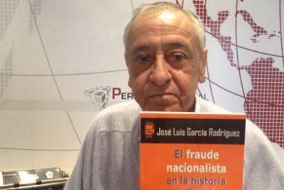"""José Luis García Rodríguez: """"Cataluña y el País Vasco, por mucho que se empeñen los nacionalistas, fueron las más favorecidascon Franco"""""""
