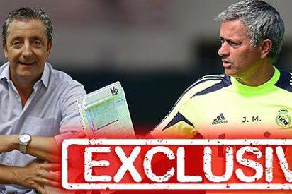 El plan 'secreto' de Mourinho para levantar la situación deportiva del Real Madrid