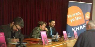 Presentación de 'Los apócrifos posmodernos' en Granada