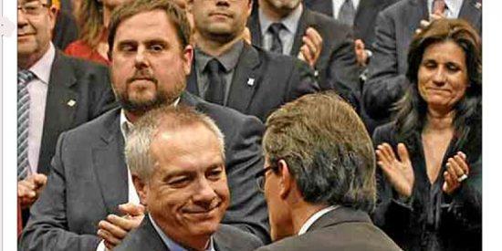 Desolación en el PSOE ante el desastre que supone para su futuro el apoyo del PSC a Artur Mas