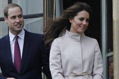 Guillermo y Catalina pasarán las navidades alejados de la casa Real